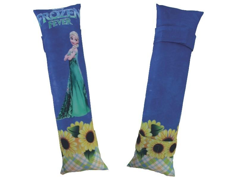 Almofada para Cinto de Segurança Personalizada - Frozen Elsa